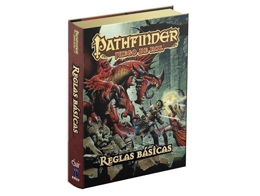 Pathfinder Juego de Rol - Manual Reglas Básicas
