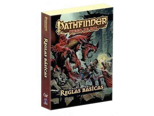 Pathfinder - Manual Reglas Básicas Ed. de bolsillo