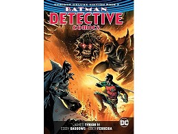 Batman Detective Comics Rebirth v3 (ING/HC) Comic