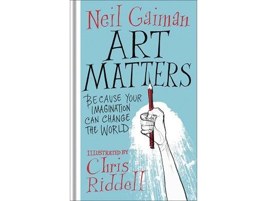 Art Matters Because Y Imagination (ING/TP) Comic