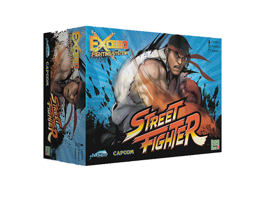Exceed Fighting System: Street Fighter - JDM