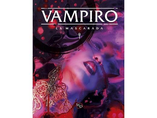 Vampiro: La Mascarada (5ª Ed.) - Juego de Rol