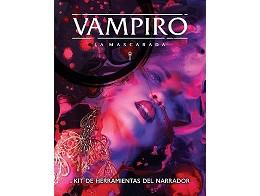 Vampiro: La Mascarada 5ª Ed. Pantalla del Narrador