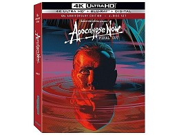 Apocalypse Now Final Cut 4K Blu-Ray