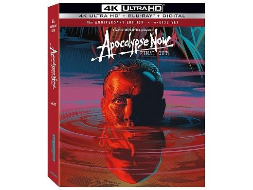 Apocalypse Now Final Cut 4K Blu-Ray