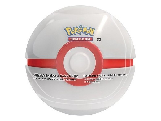 Pokémon TCG: Premier Ball Tin (inglés)