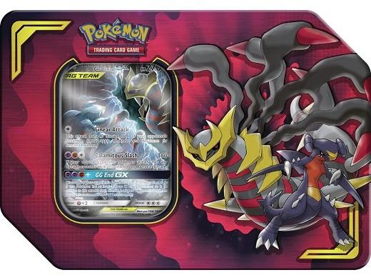 Pokémon TCG: Power Partnership - Giratina ESPAÑOL