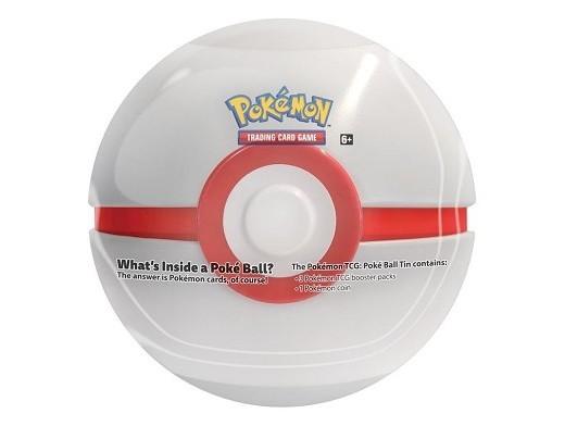 Pokémon TCG: Premier Ball Tin (español)