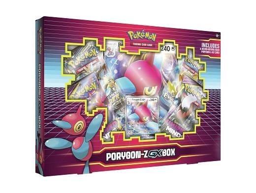 Pokémon TCG: Porygon-Z-GX Box