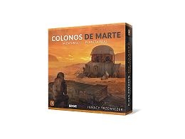 Colonos de Marte - Juego de mesa