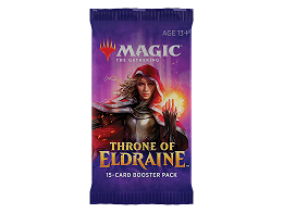 Sobre MTG Throne of Eldraine