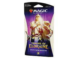 MTG Throne of Eldraine - Theme Booster White