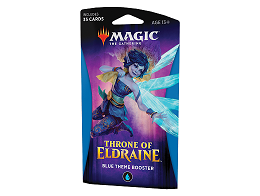 MTG Throne of Eldraine - Theme Booster Blue