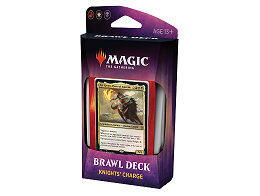 MTG Throne of Eldraine Brawl Deck Knights' Charge