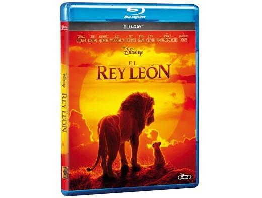 El Rey León Blu-ray (latino)
