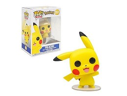 Figura Pop! Games: Pokémon - Pikachu (waving)