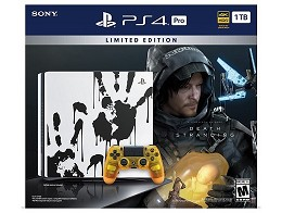 Consola PS4 Pro 4 1TB Death Stranding Limited Ed.