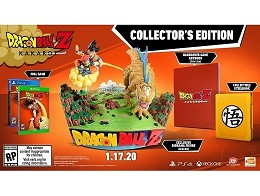Dragon Ball Z: Kakarot Collector Edition XBOX ONE