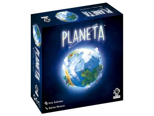 Planeta - Juego de mesa