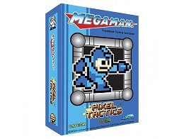 JDM Pixel Tactics Megaman Blue Box Exp
