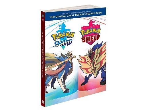 Pokémon Sword&Shield Strategy Guide (ING) Libro