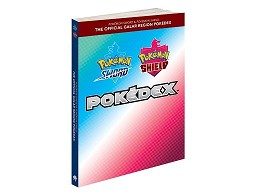 Pokémon Sword&Shield Off Galar Pokédex (ING) Libro