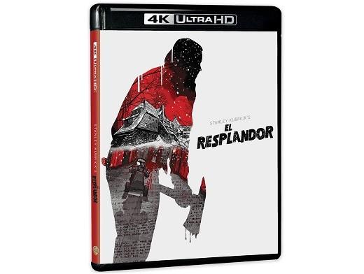 El Resplandor (The Shining) 4K Blu-ray (latino)