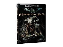 El Laberinto del Fauno 4K Blu-ray (latino)