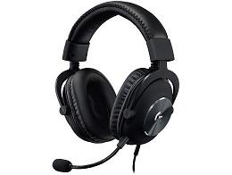Headset Logitech PRO X con tecnologia Blue