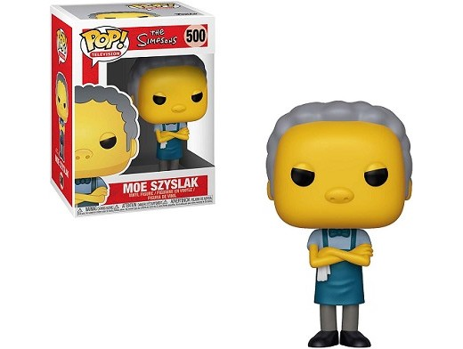 Figura Pop! Animation: Simpsons - Moe