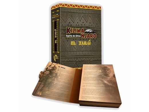 El Zulú - Mitos y Leyendas Kilimanjaro