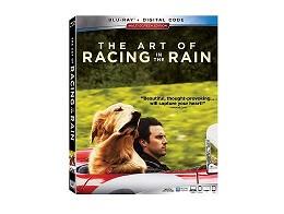 The Art of Racing in the Rain Blu-Ray