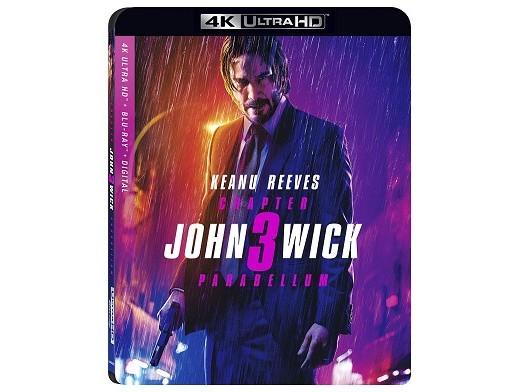 John Wick: Chapter 3 4K Blu-Ray