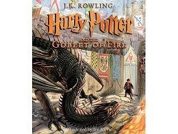 Harry Potter and the Goblet of Fire IL (ING) Libro
