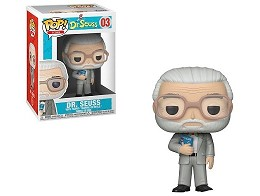 Figura Pop! Icons: Dr. Seuss - Dr. Seuss