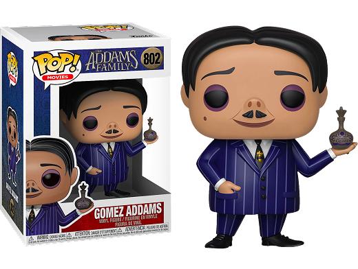 Figura Pop! Movies: Addams Family - Gomez Addams