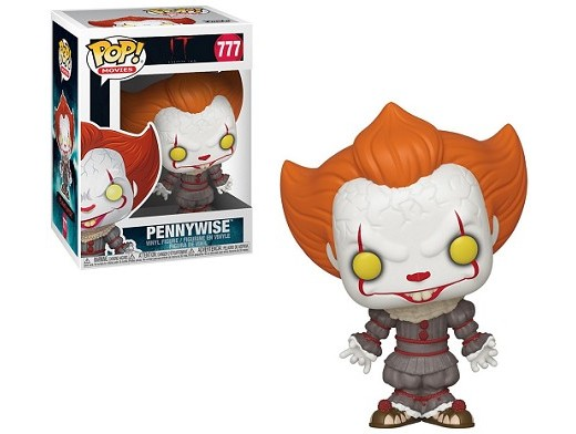 Figura Pop! Movies: It 2 Pennywise w/ Open Arms
