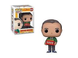 Figura Pop! TV: Mr. Rogers Neighborhood