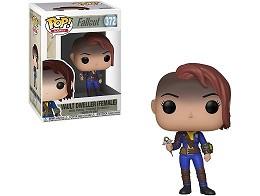 Figura Pop! Games: Fallout - Vault Dweller Female