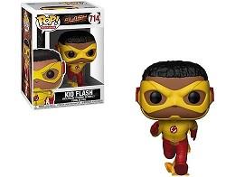Figura Pop! Television: Flash - Kid Flash