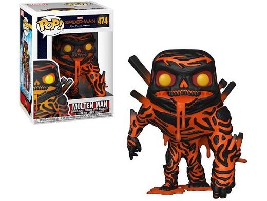 Figura Pop! Spider-Man: FFH - Molten Man