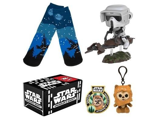Box Collector Funko Pop: Star Wars - Endor