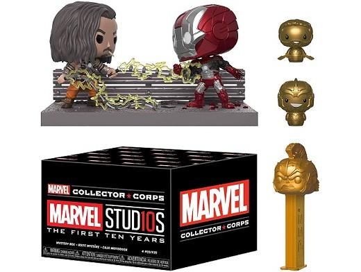 Funko Marvel Collector Corps Box Marvel Studios 10