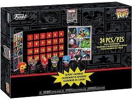 Funko Advent Calendar: Marvel