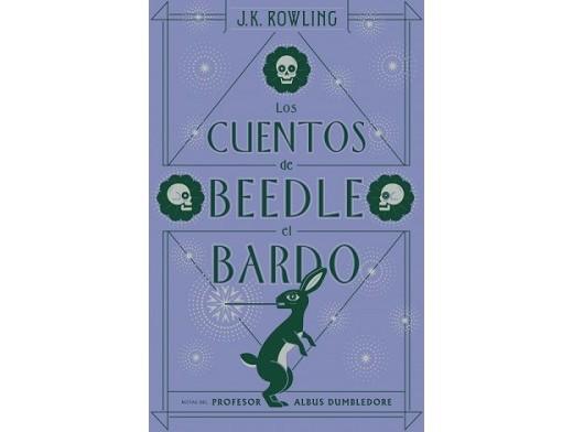 Los cuentos de Beedle el bardo (ESP) Libro