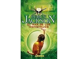 Percy Jackson: Mar de los monstruos (ESP) Libro