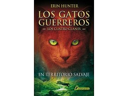 Gatos Guerreros Los Cuatro Clanes 1 (ESP) Libro