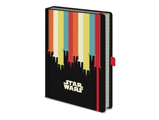 Libreta Premium Star Wars: Nostalgia