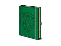 Libreta Premium Harry Potter: Slytherin