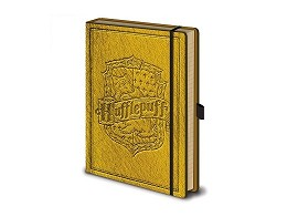 Libreta Premium Harry Potter: Hufflepuff